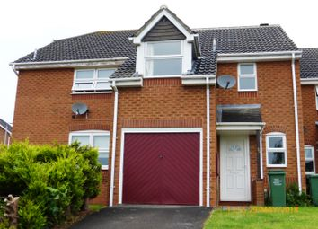 Thumbnail 3 bed terraced house to rent in Wishart Way, Chippenham