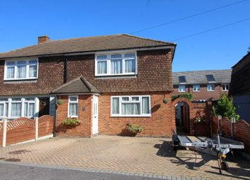 Thumbnail 3 bedroom semi-detached house for sale in Bowes Road, Staines Upon Thames