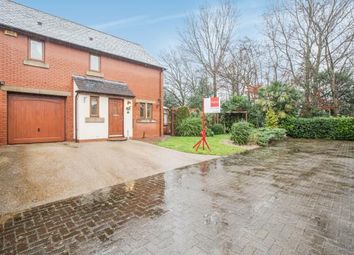 Thumbnail 3 bed detached house for sale in Wardle Court, Whittle-Le-Woods, Chorley, Lancashire