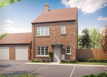 "Thumbnail 3 bed end terrace house for sale in ""The Butterwick"" at Bishopdale Way, Fulford, York"