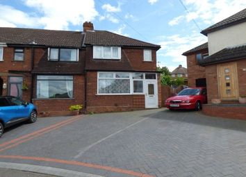 Thumbnail 2 bed property to rent in Ditton Grove, Longbridge, Northfield, Birmingham