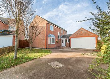 Thumbnail 4 bed detached house for sale in Sherbourne Close, Swineshead, Boston