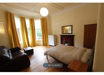 Thumbnail Room to rent in Clarence Drive, Glasgow