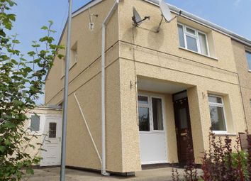 Thumbnail 2 bed semi-detached house for sale in Hafod Arthen Estate, Brynithel, Abertillery