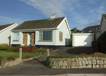 Thumbnail 2 bed bungalow for sale in Mawnan Smith, Falmouth, Cornwall