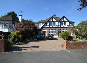 Thumbnail 5 bed semi-detached house to rent in Sundown Avenue, Sanderstead, South Croydon