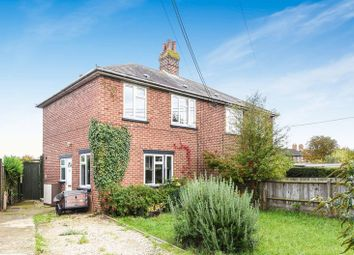 Thumbnail 3 bed semi-detached house to rent in The Approach, Bicester