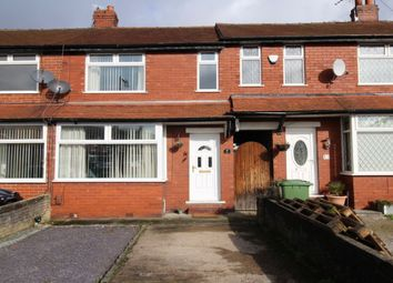 Thumbnail 3 bedroom terraced house for sale in Brownwood Avenue, Offerton, Stockport