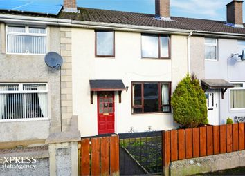 Thumbnail 3 bed terraced house for sale in Crebilly Road, Ballymena, County Antrim