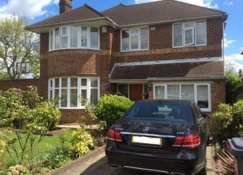 Thumbnail 5 bed detached house for sale in Southover, London