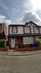 Thumbnail 5 bed semi-detached house to rent in Harrogate Avenue, Prestwich, Manchester