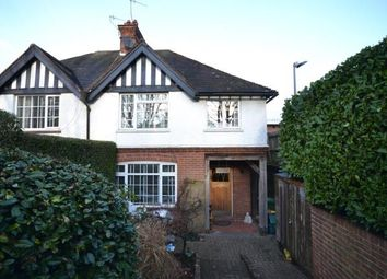 Thumbnail 3 bed semi-detached house for sale in Langton Road, Langton Green, Tunbridge Wells, Kent