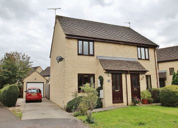 Thumbnail 2 bed semi-detached house for sale in Manor Road, Cogges, Witney