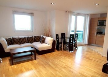 Thumbnail 2 bed flat to rent in City Tower, Limeharbour, London