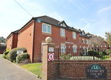 Thumbnail 1 bed property for sale in Cissbury Court, Findon Road, Findon Valley, West Sussex