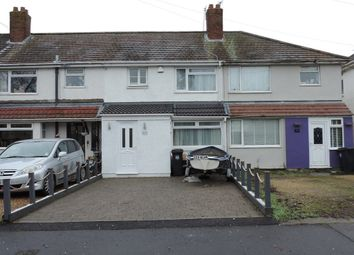 Thumbnail 3 bed terraced house for sale in Gilda Crescent, Whitchurch, Bristol