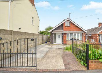 Thumbnail 3 bedroom detached bungalow for sale in Needham Street, Codnor, Ripley