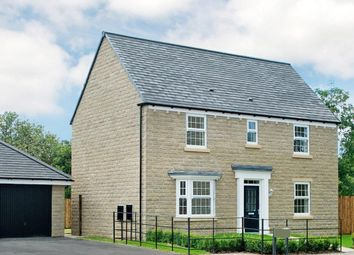 "Thumbnail 4 bedroom detached house for sale in ""Layton"" at Manywells Crescent, Cullingworth, Bradford"