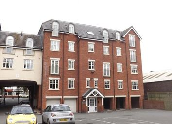 Thumbnail 2 bed flat for sale in Parkgate Court, Wilderspool Causeway, Warrington, Cheshire