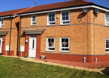 Thumbnail 2 bedroom semi-detached house for sale in Primrose Way, Kingswood, Hull