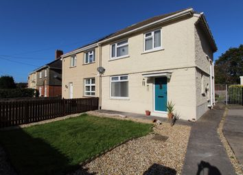 Thumbnail 3 bed semi-detached house for sale in Heol Y Waun, Pontarddulais, Swansea