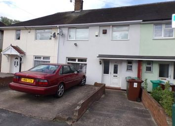Thumbnail 3 bed terraced house for sale in Waterdown Road, Clifton, Nottingham, Nottinghamshire