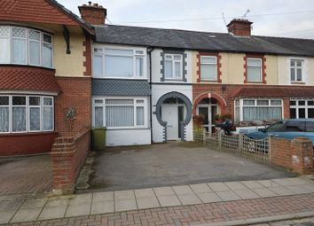 Thumbnail 3 bed terraced house for sale in Chatsworth Avenue, Cosham, Portsmouth