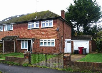Thumbnail 3 bed semi-detached house for sale in 5 Meadowbrook Close, Colnbrook, Berkshire