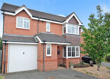 Thumbnail 4 bed detached house for sale in 61 Wake Way, Grange Park, Northampton