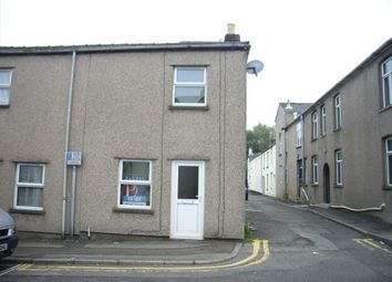 Thumbnail 1 bed semi-detached house to rent in Lower Church Street, Chepstow, Monmouthshire