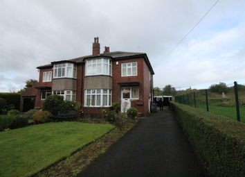 Thumbnail 3 bed semi-detached house to rent in Carlinghow Hill, Upper Batley, Batley