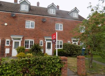 Thumbnail 3 bed property to rent in Sainte Foy Avenue, Lichfield, Staffordshire