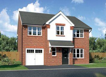 Thumbnail 5 bedroom detached house for sale in Fern Hill, Barnston Mews, Farndon