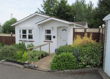Thumbnail 2 bed mobile/park home for sale in Blisworth Park, Station Road (5653, Blisworth, Northamptonshire