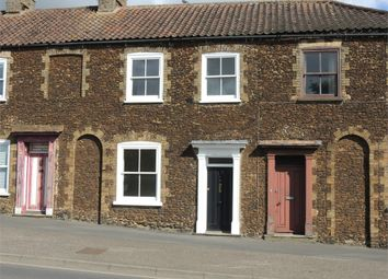 Thumbnail 3 bed terraced house for sale in Church Road, Downham Market