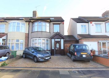 Thumbnail 4 bed end terrace house for sale in Downshall Avenue, Seven Kings, Essex