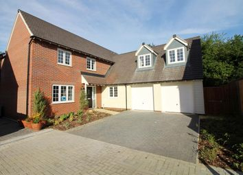 Thumbnail 5 bed detached house for sale in The Woburn, The Mallards, Willow Close, Brundall