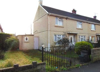 Thumbnail 3 bed semi-detached house for sale in Iscoed, Llanelli, Carmarthenshire.