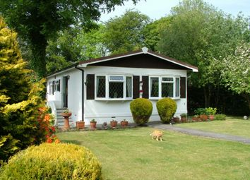 Thumbnail 3 bed mobile/park home for sale in Old Rectory Mews, St Columb