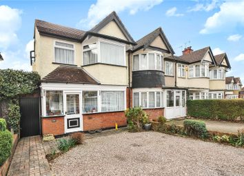 Thumbnail 4 bed end terrace house for sale in Drake Road, Harrow, Middlesex