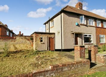 Thumbnail 2 bedroom semi-detached house for sale in Chevin Walk, Middlesbrough, Cleveland