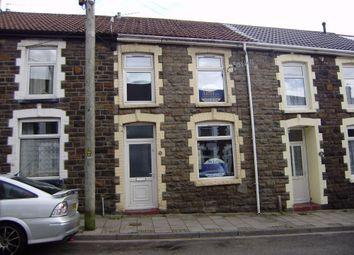 Thumbnail 2 bed terraced house to rent in Blaengarw Road, Blaengarw, Bridgend
