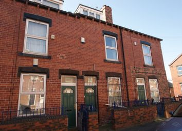 Thumbnail 4 bed terraced house to rent in Burley Lodge Road, Hyde Park, Leeds