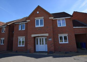 Thumbnail 4 bed detached house for sale in Warren Lane, Chafford Hundred, Grays