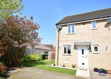 Thumbnail 2 bed terraced house for sale in Burdock Close, Wymondham