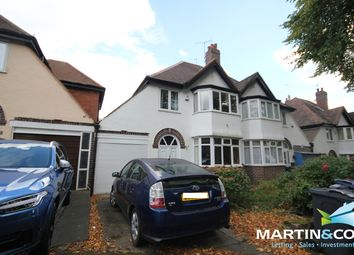 Thumbnail 3 bed semi-detached house to rent in Oaklands Avenue, Harborne