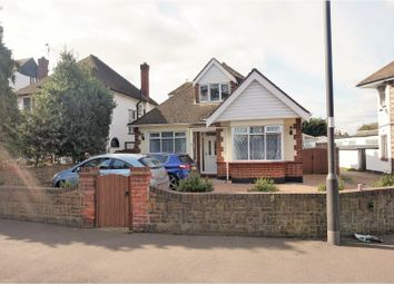 Thumbnail 4 bedroom bungalow for sale in Victoria Avenue, Southend-On-Sea