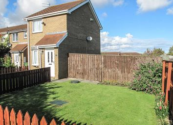 Thumbnail 2 bed semi-detached house to rent in Humsford Grove, Eastfield Glade, Cramlington