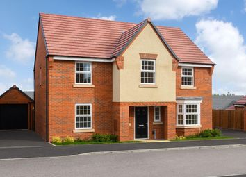 """Thumbnail 4 bed detached house for sale in """"Winstone"""" at Old Derby Road, Ashbourne"""