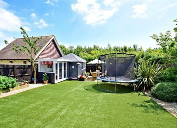Thumbnail 5 bed detached house for sale in Redwing Close, Hawkinge, Folkestone, Kent